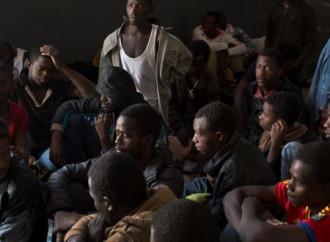 L'11 ottobre è arrivato a Kigali il secondo gruppo di emigranti provenienti dalla Libia