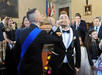 Oggi sposi (maschi). Il generale e il precipizio