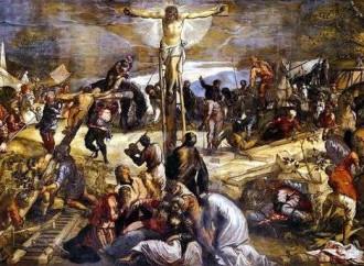 Tintoretto: la bellezza della resurrezione nella croce