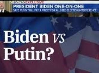 Biden vs Putin e le paure dei dem americani