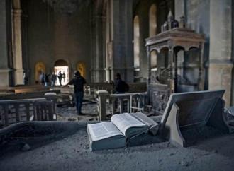 Così reagisce l'Armenia cristiana all'attacco turco-azero