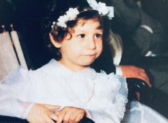 La bimba eucaristica che amava cantare alla Madonna