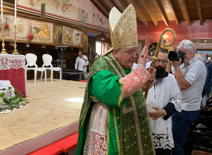 Il cardinal Burke