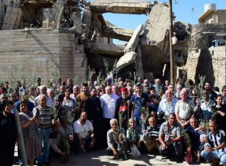 Una Pasqua nel segno della speranza per i cristiani della piana di Ninive