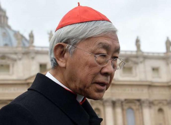 cardinal Zan
