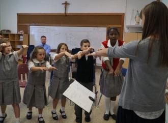 La scuola dove anche i Down ricevono l'educazione del cuore