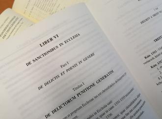 """""""Vi spiego la riforma del Codice di Diritto Canonico"""""""