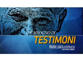 Campagna raccolta fondi per la Nuova BQ: Abbiamo bisogno di Testimoni (ora più che mai)