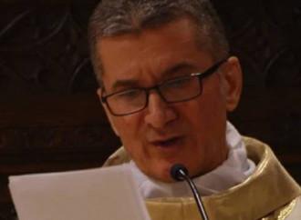 Don Gabriele, sfida al Coronavirus: «Niente può toglierci la Messa»