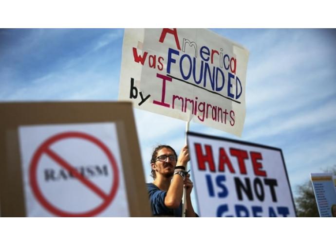Manifestazione pro immigrazione