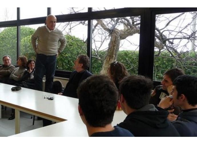 Il comico Paolo Cevoli in comunità a Pesaro