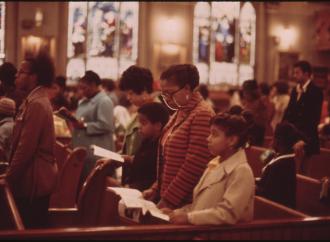 Il vero alleato dei neri è la fede. Lo dice la sociologia