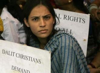 Accolta in India una petizione in favore dei dalit cristiani