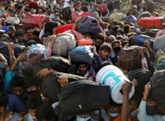 In India la Chiesa si attiva per i milioni di emigranti rimasti senza lavoro