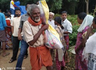 Una ong cristiana in aiuto ai tribali sfollati