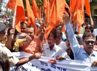 Un raduno di preghiera interrotto nel distretto di Mumbai per possibile minaccia all'ordine pubblico