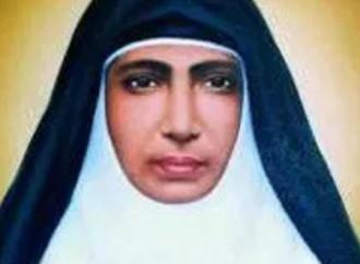 Una suora indiana, suor Maria Teresa, sarà canonizzata il 13 ottobre