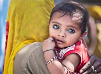 India. Ogni mese abortite 50.000 bambine