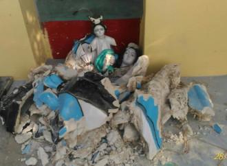 India. Distrutte due statue della Madonna e sfregiata una di Madre Teresa