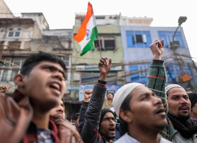 India, proteste contro il BJP
