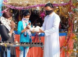 Grande partecipazione alle Messe nel distretto indiano di Kandhamal