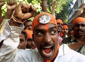 I cristiani non abiurano e gli indù li bastonano