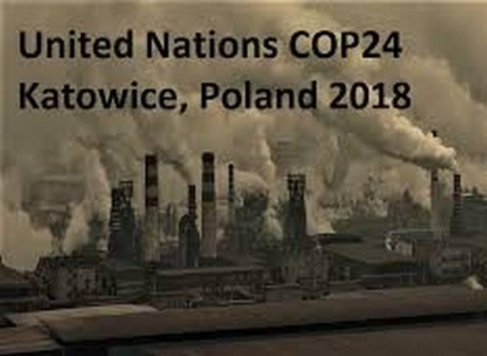 Katowice è la città che ospiterà la Cop24