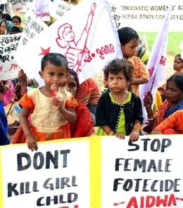 """""""Gendercidio"""": all'ONU si firma contro l'aborto selettivo"""