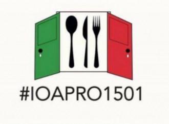 #IoApro, opposizione pragmatica e anti-ideologica