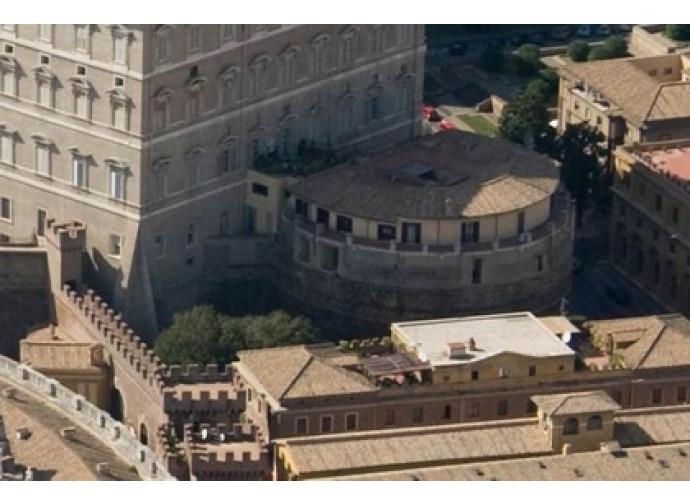 L'ala in Vaticano occupata dallo Ior