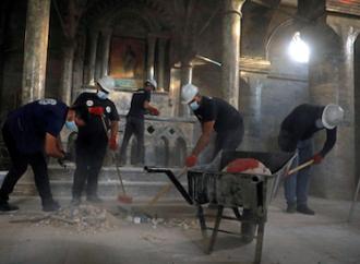 I cristiani tornano a Mosul e nella piana di Ninive