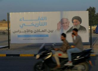 Papa in Iraq, la sfida di Abramo