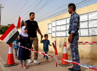 Iraq, tanta sfiducia nel primo voto dopo l'Isis