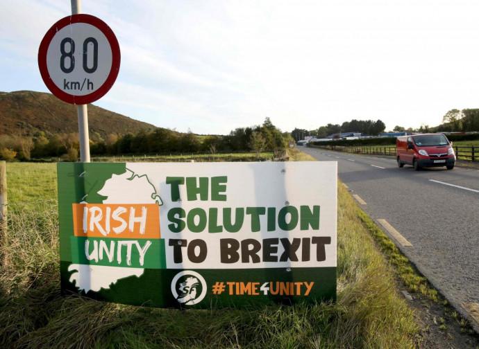 """""""Unità irlandese, soluzione alla Brexit"""""""