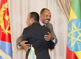 Pace fra Eritrea ed Etiopia, ma l'Africa resta instabile