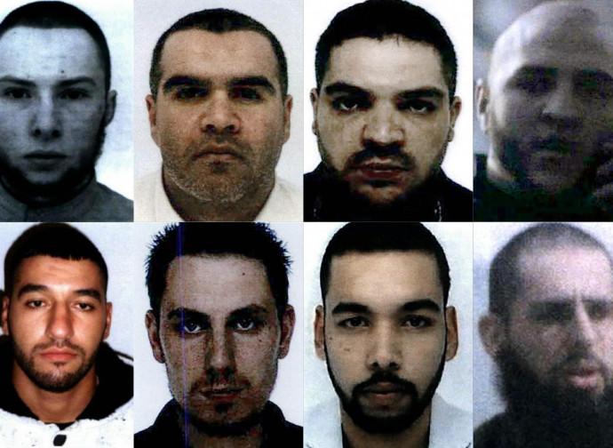 I condannati di nazionalità francese