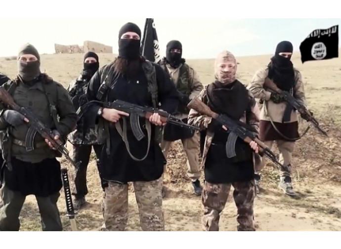 Jihadisti dello Stato Islamico in Libia