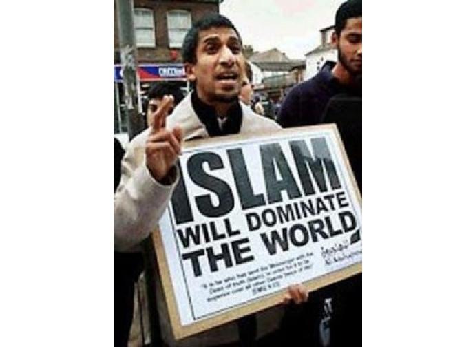Manifestazione islamica