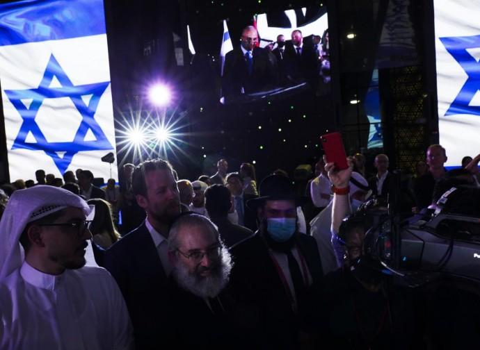 L'apertura del padiglione Israele all'Expo di Dubai