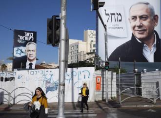 Anche se Netanyahu vince, Gantz gli vuole scippare il governo