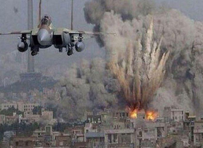 Esplosioni in Siria, causati dagli attacchi israeliani