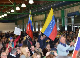 Venezuela chiama Italia. Ma il governo non risponde