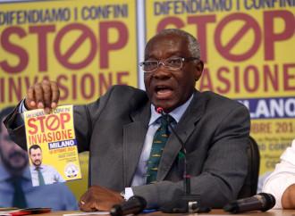 El senatùr Iwobi e il razzismo immaginario