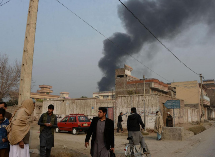 L'attacco dello Stato Islamico a Jalalabad