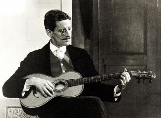 Joyce, lo scrittore irlandese che doveva fare il tenore