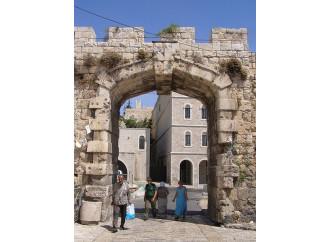 Muri che accolgono, muri in cui vivere