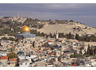 Gerusalemme islamica? L'Italia evita la figuraccia