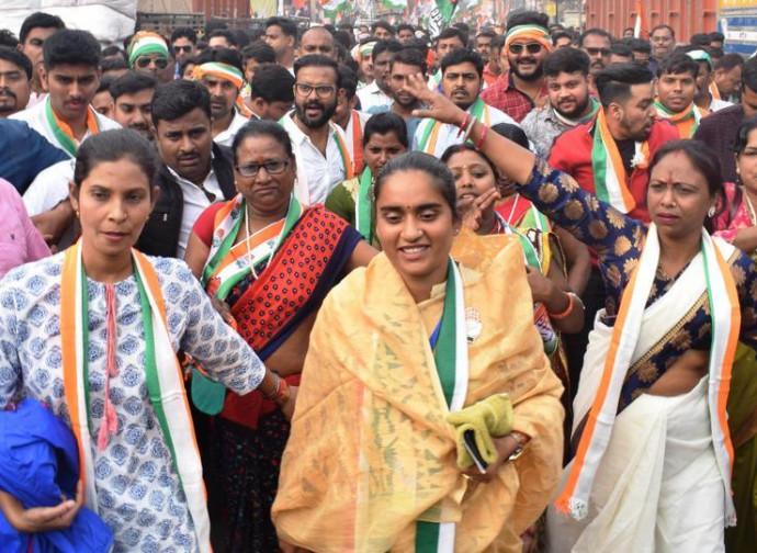 Jharkhand, cittadini al voto