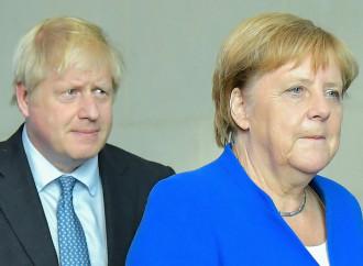 Brexit: fra Johnson e la Merkel è dialogo fra sordi