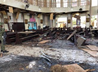 Bomba nella cattedrale di Jolo, jihad contro le riforme